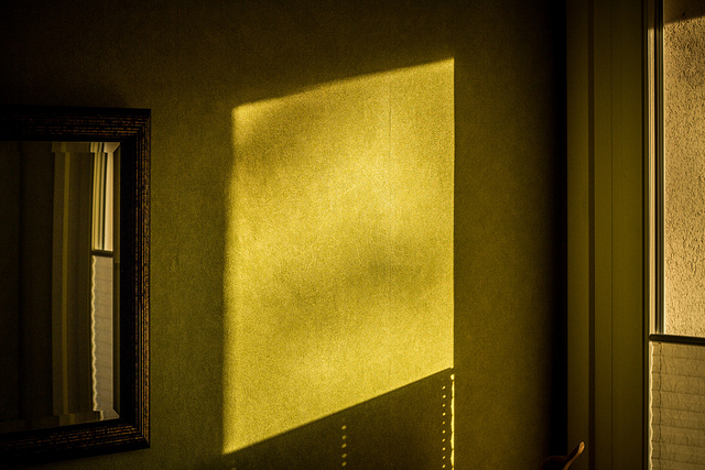 Awakened Sunlight; Morgendliches Sonnenlicht (Courtesy  Mark Michaelis/ Flickr Creative Commons)